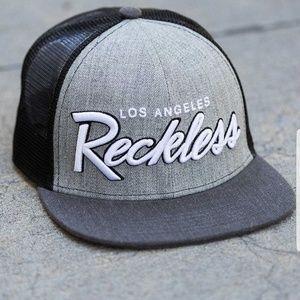 OG LA Reckless Trucker Hat